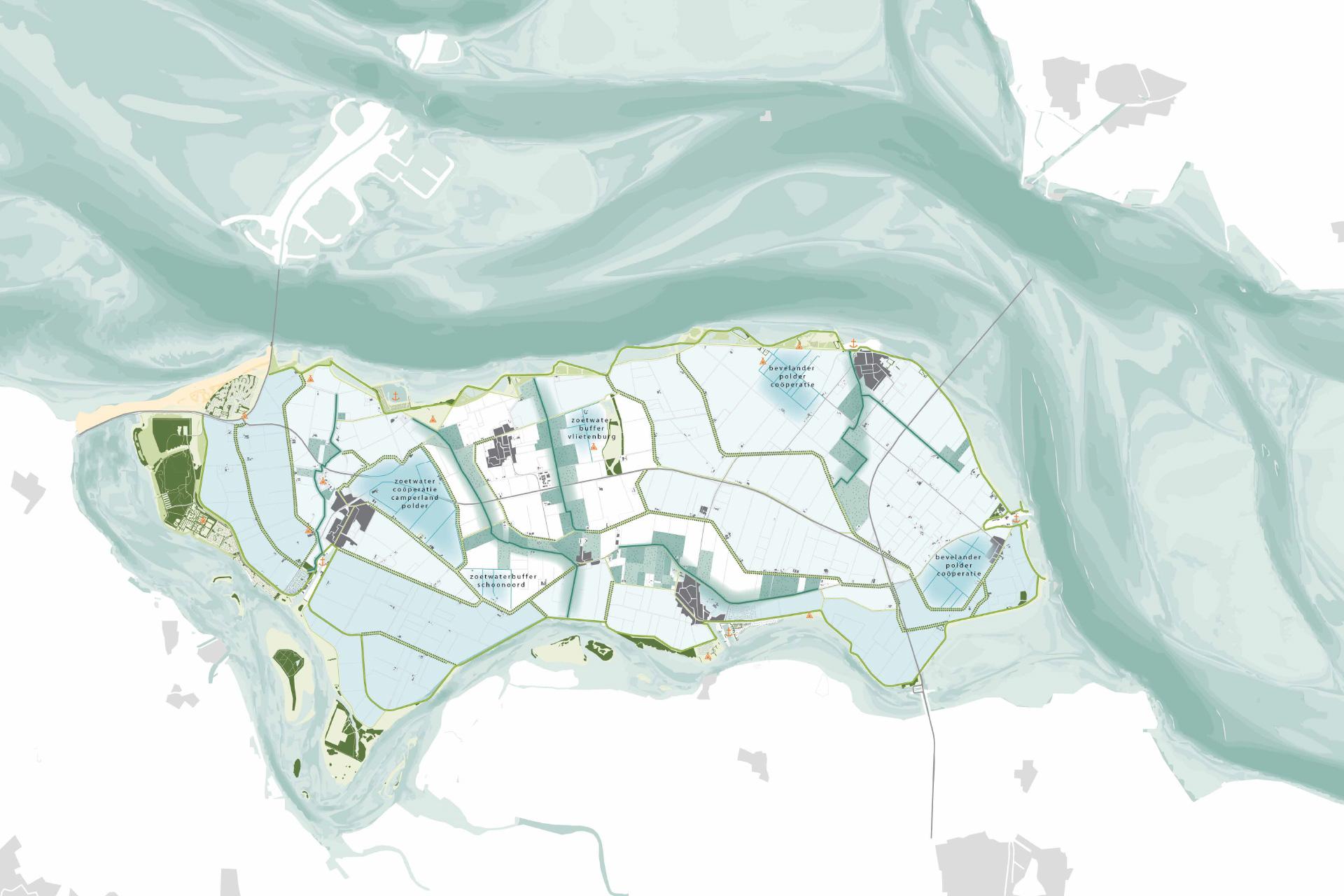 De Zoetwatercoöperatie Noord-Beveland, Zeeland